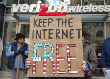 Web Activists Keep Hope for Net Neutrality Alive as Open Internet Defenders Take the FCC to Court